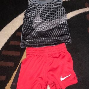 Baby boy Nike outfit 3-6 mo